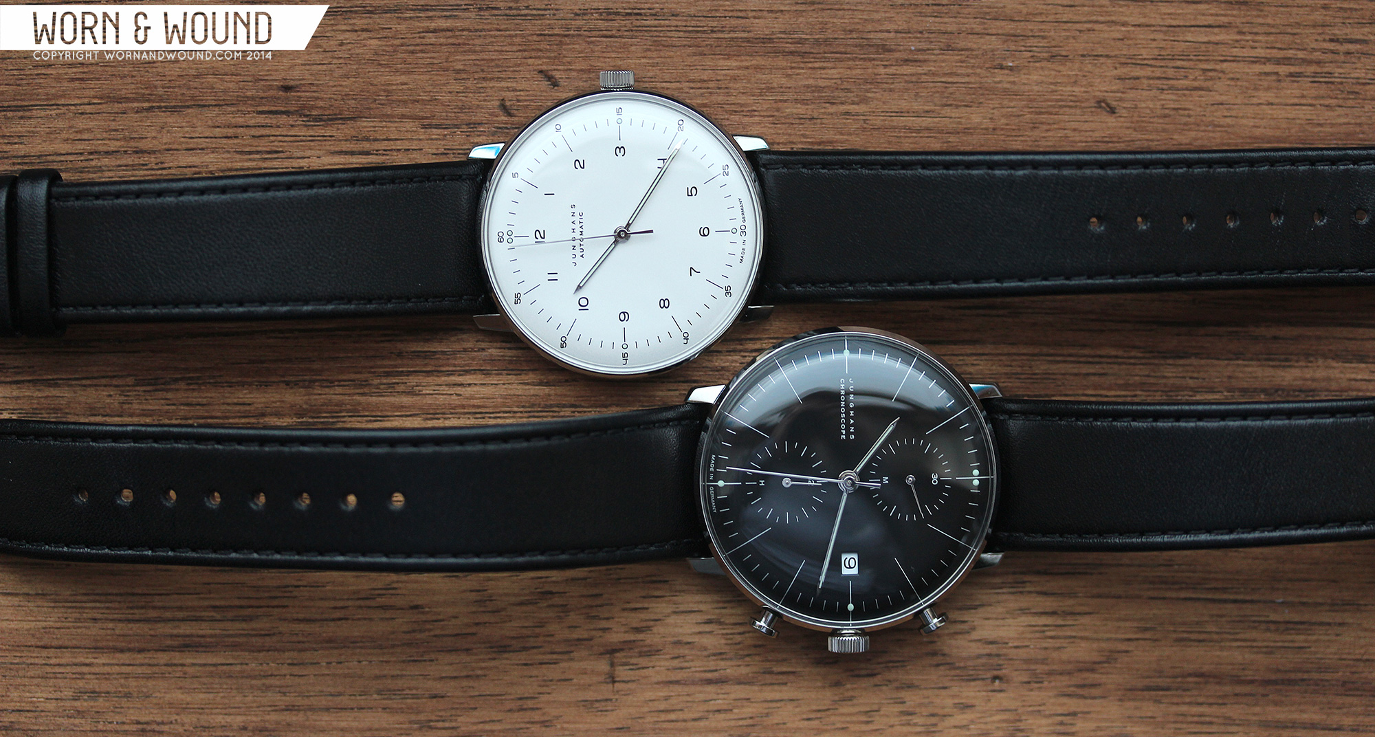 Hands on with max bill replica watches by junghans best for Bauhaus replica deutschland