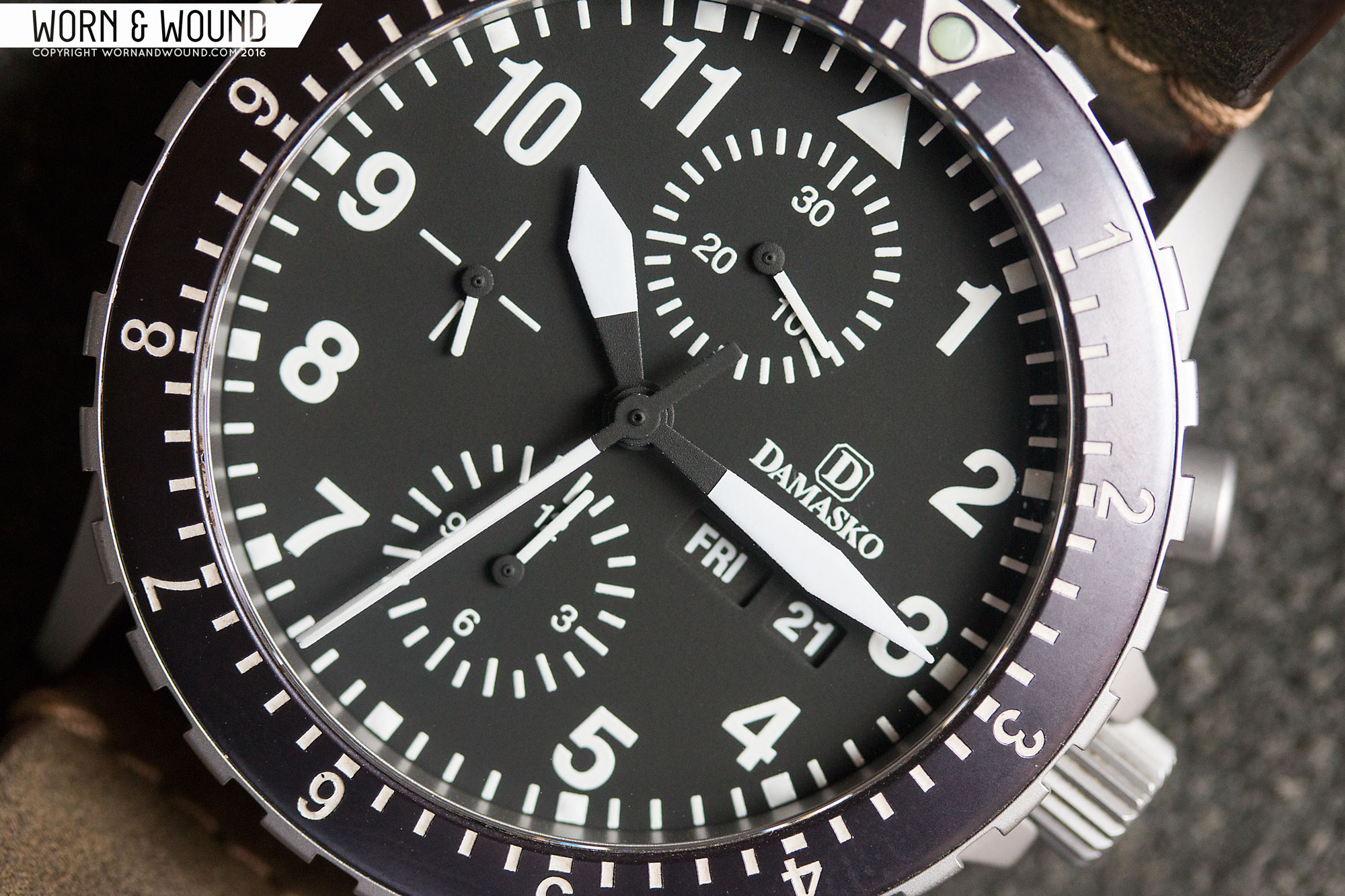 Replica damasko dc66 review best swiss watch replica online for Damasko watches