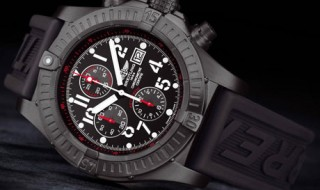 The Breitling Avenger Black Steel Replica Every Is Man Wants