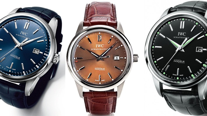 Swiss mens IWC vintage ingenieur automatic watch