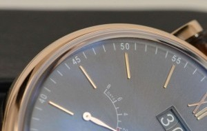 Hands On IWC Portofino replica watches with 18K gold scale