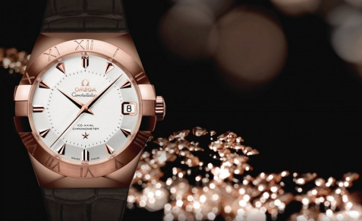 Replica Omega Constellation watches