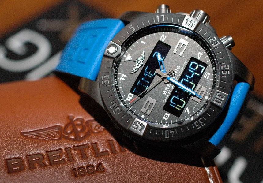 Breitling Navitimer Exospace B55 Connected Chronograph ...