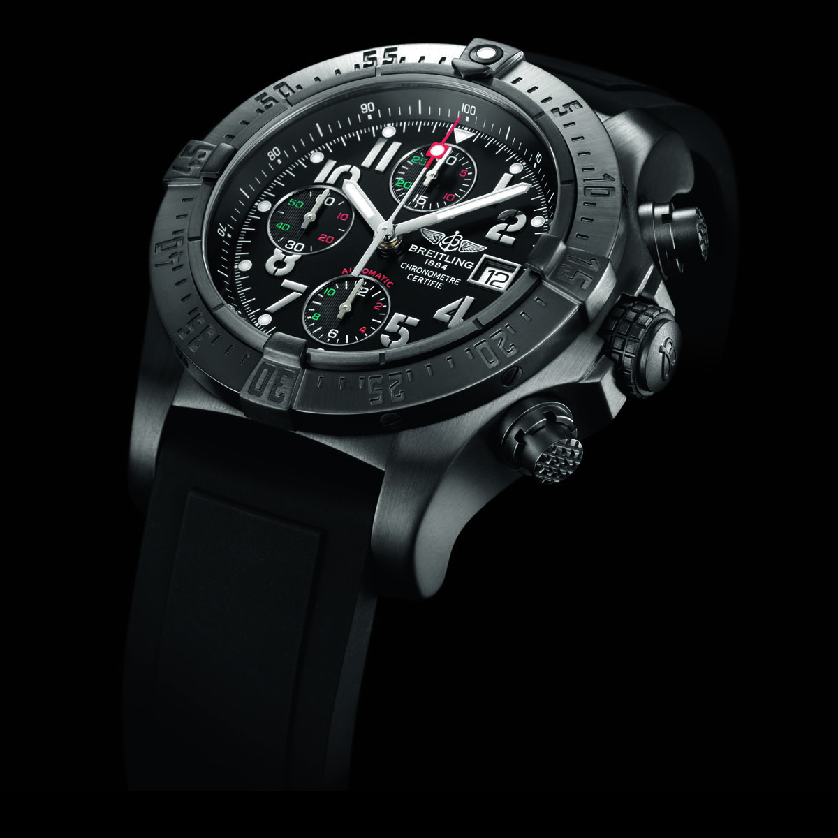 Cheap and high quality breitling seawolf avenger replica watches
