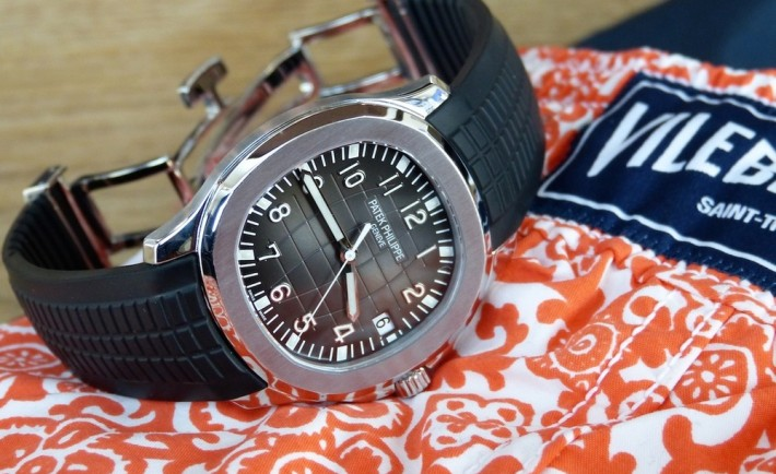 Patek Philippe Aquanaut Replica Watches