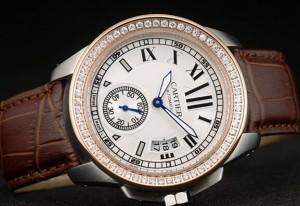 Cartier diver 300 automatic replica watch