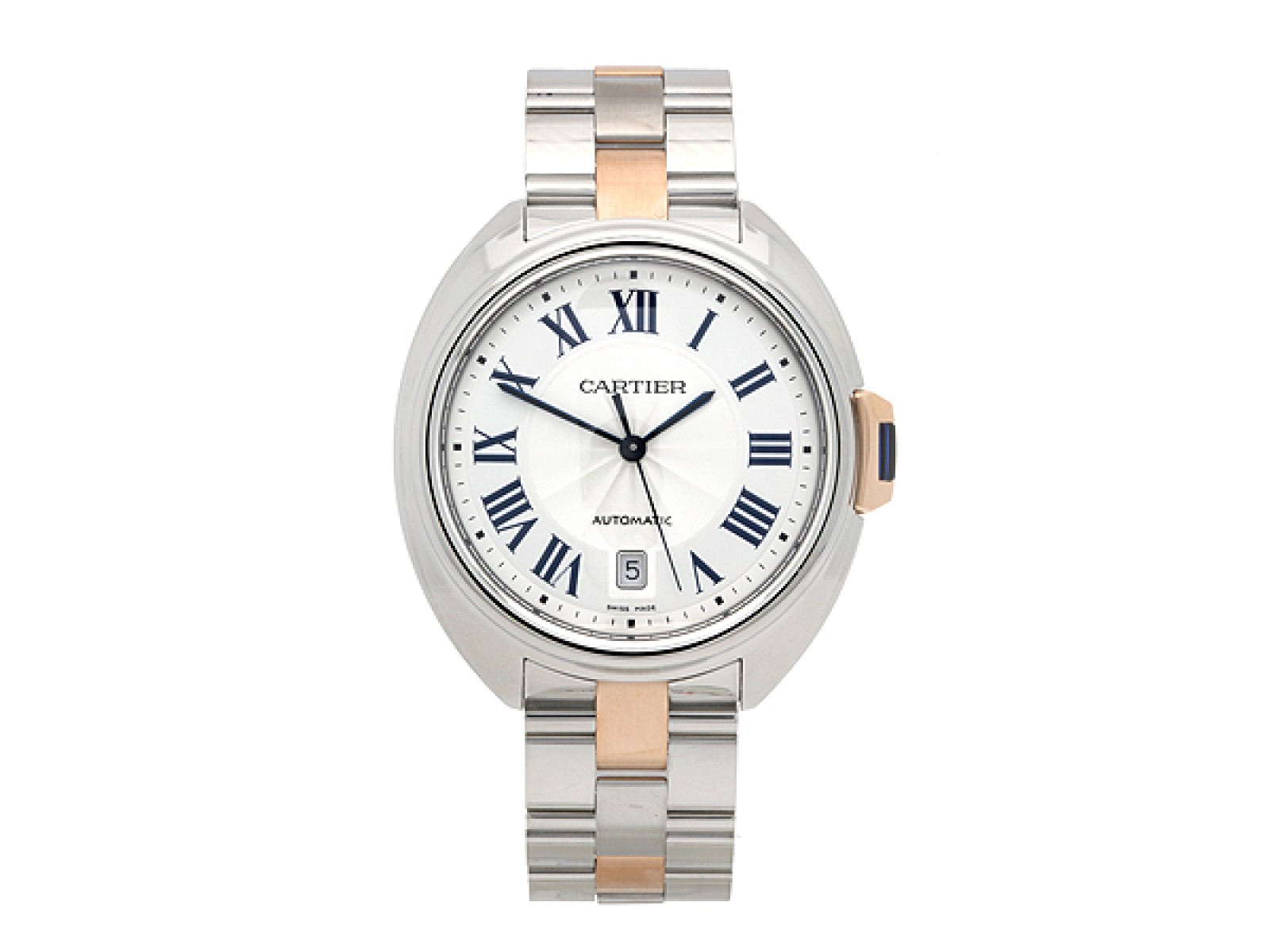 Cartier Cle De W2CL0002 replica watch