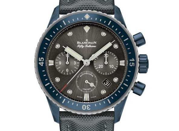 replica blancpain fifty fathoms bathyscaphe flyback chronograph boc ii