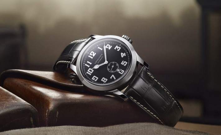 longines heritage military replica