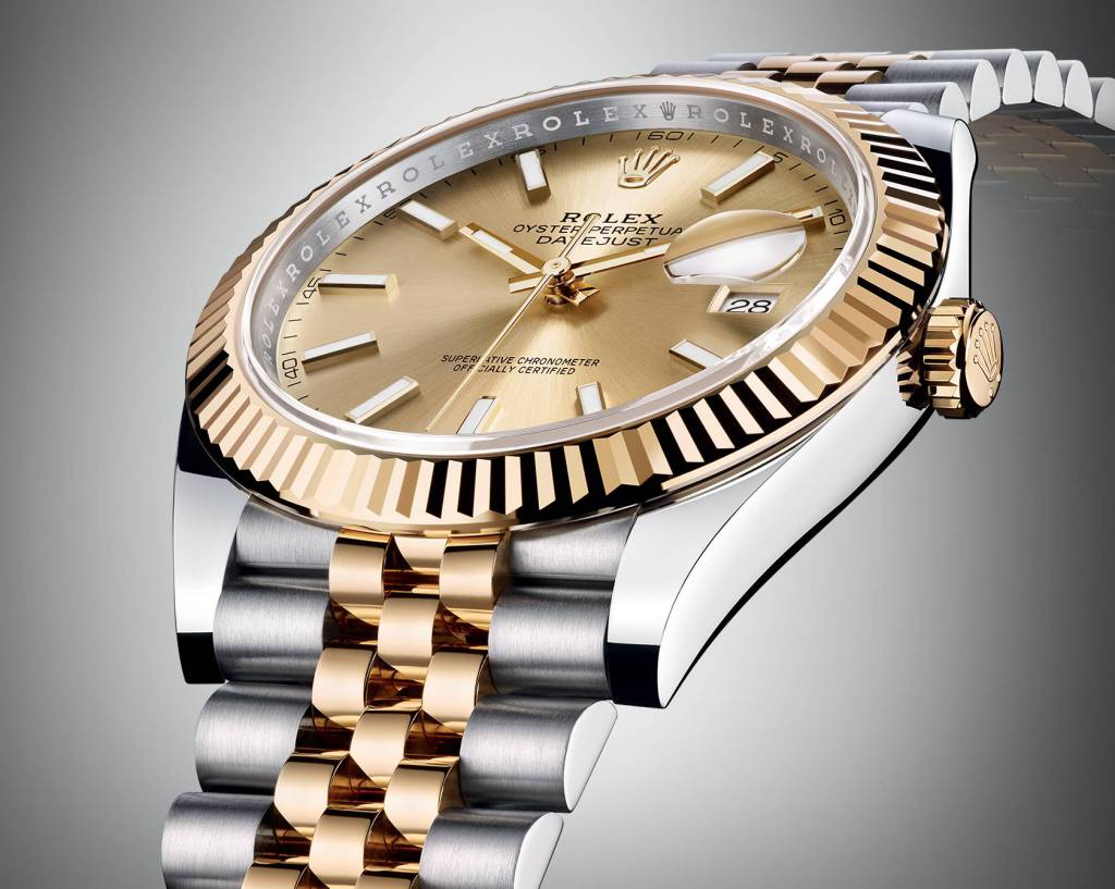 new replica rolex datejust 41 classic watch