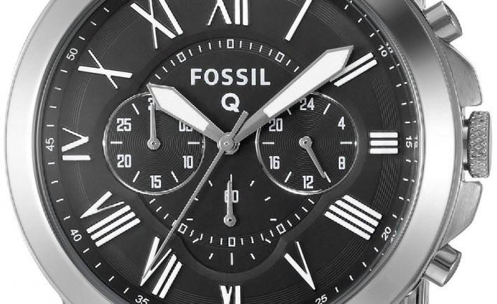 Hiugh Quality Replica Fossil Q Grant Stainless Steel Hybrid Smartwatch Review