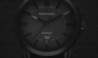 HIGH QUALITY AAA+ FAKE MAURICE LACROIX PONTOS DATE FULL BLACK ON SALE IN UK