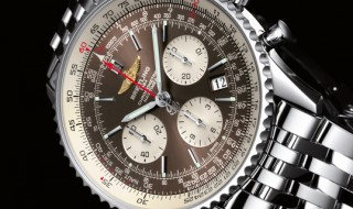 Breitling Navitimer 01 Replica Watches With Stainless Steel Case