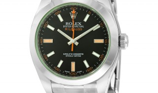 Rolex Milgauss Green Crystal Copy Watches