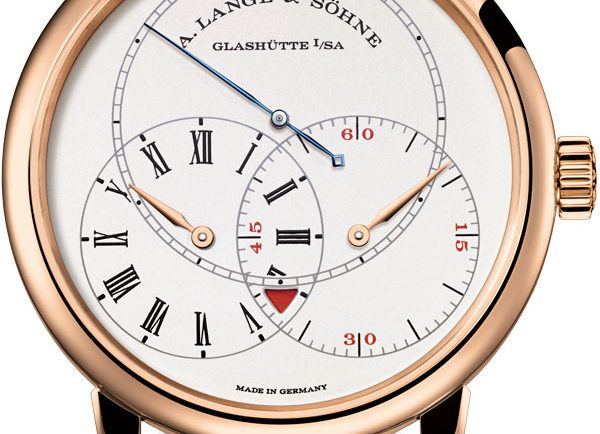 Richard Lange Seconde Sautante
