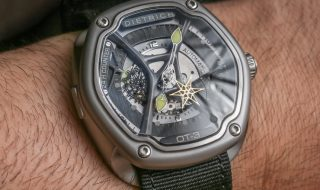 Dietrich OT-3 Watch Review Wrist Time Reviews