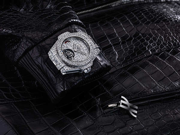 Big Bang Unico Tourbillon Croco High Jewellery