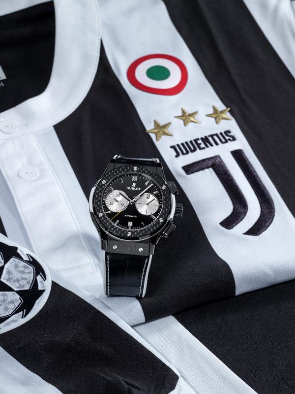 Classic Fusion Chronograph Juventus