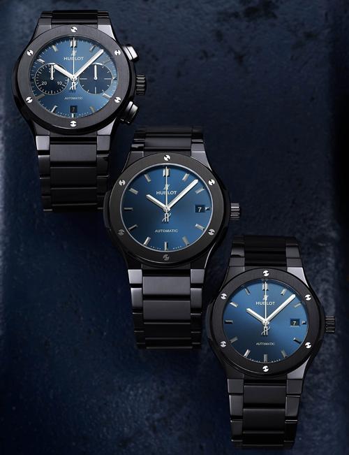 Classic Fusion céramique, bracelet intégré