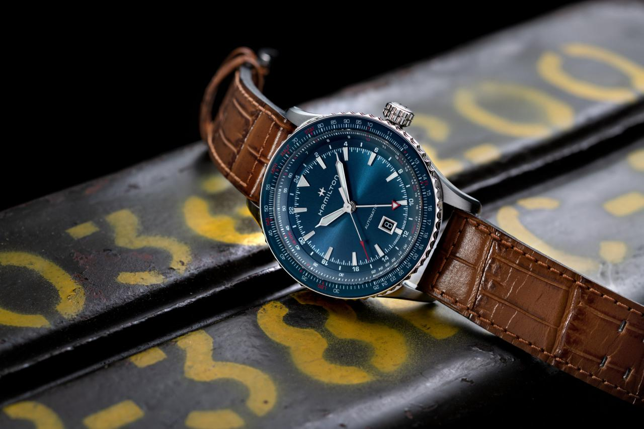 Hamilton's new Launches A High-Flying Trio In Converter Collection replica watches