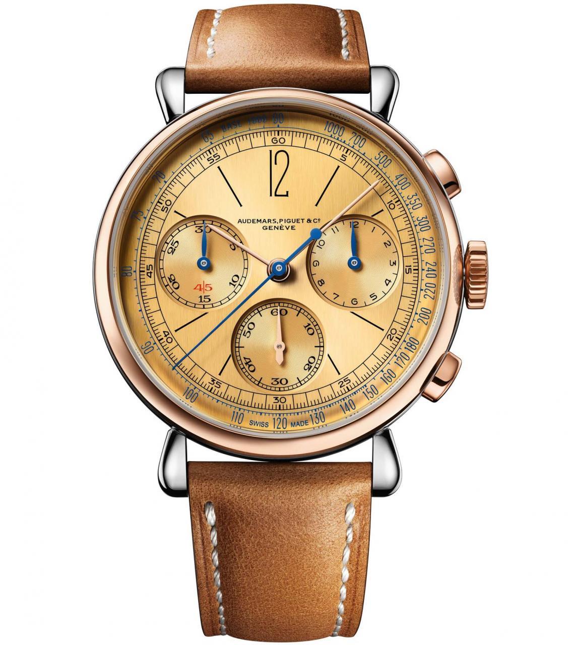 Audemars Piguet Remaster01 Self-Winding Replica Watches Watch